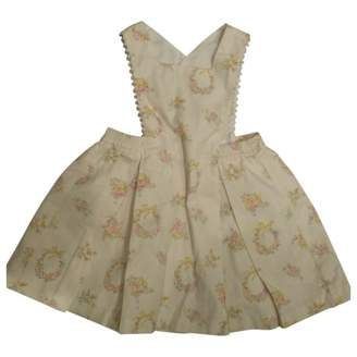 Christian Dior Multicolour Cotton Dresses