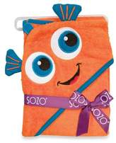Sozo Fish Hooded Towel