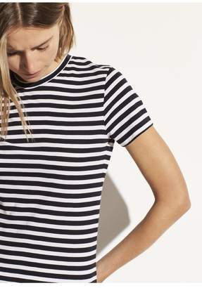 Vince Striped Essential Crew
