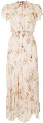 Polo Ralph Lauren Floral-Print Maxi Dress