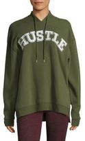 Free People Rookie Hooded Graphic Sweatshirt