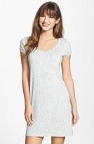 DKNY Women's 'City Essentials' V-Neck Sleep Shirt
