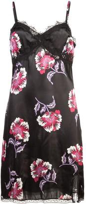 Morgan Lane Twila silk nightgown