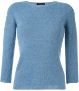 Roberto Collina fitted sweater