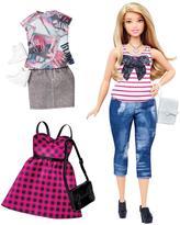 Barbie Fashionistas Doll 37 Everyday Chic Doll & Fashions