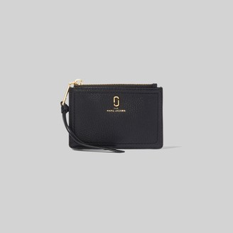 Marc Jacobs The Softshot Top-Zip Multi Wallet