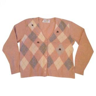 Anna Molinari Pink Wool Knitwear for Women