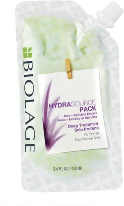 Biolage Hydrasource Dry Hair Deep Treatment Pack 100Ml