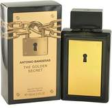 Antonio Banderas The Golden Secret Eau De Toilette Spray for Men, 3.4 Ounce