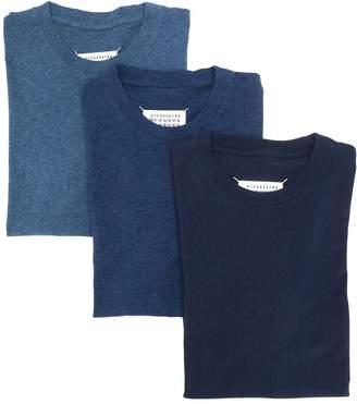 Maison Margiela ribbed crewneck T-shirt
