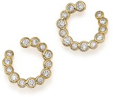 Ippolita 18K Yellow Gold Glamazon Starlet Spiral Earrings with Diamonds - 100% Exclusive