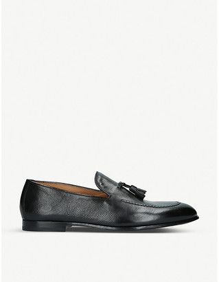 Doucal's DOUCALS Max flexi leather loafers