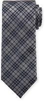 Charvet Plaid Silk Tie