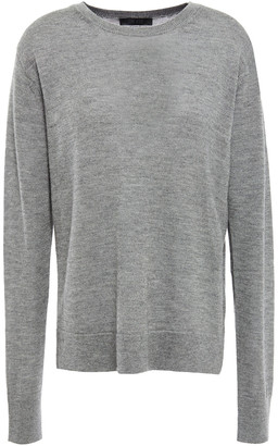 The Row Cashmere And Silk-blend Sweater