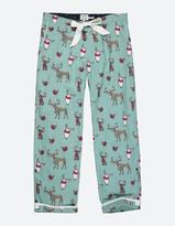 Fat Face Animals With Antlers Classic Lounge Pants