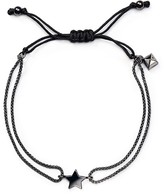 Rebecca Minkoff Star Chain Adjustable Pull-Tie Bracelet