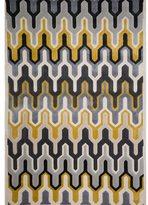 Christopher Knight Home Vita Trace Chevron Rug (5' x 8')