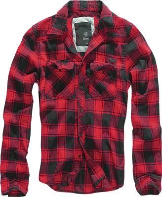 Brandit Men's Check Shirt