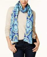 Echo Paisley Oblong Wrap & Scarf in One, a Macy's Exclusive Style