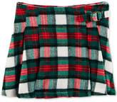 Carter's Pleated Plaid Cotton Skirt, Little Girls (4-6X)