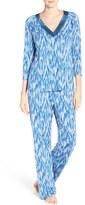 Midnight by Carole Hochman Jersey Pajamas