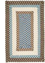 Colonial Mills Montego Reversible Braided Indoor/Outdoor Rectangular Rug