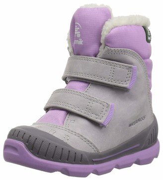 Kamik Girls' PARKER2 Snow Boot