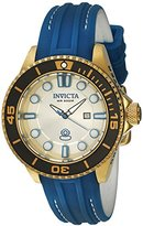 Invicta Women's 20211 Pro Diver Analog Display Swiss Quartz Blue Watch