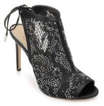 Badgley Mischka Boulder Booties Women's Shoes