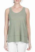 Lilla P Scoop Neck Shell Tank