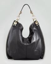 Rebecca Minkoff Luscious Studded Hobo Bag