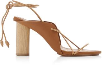Ulla Johnson Roxie Leather Sandals
