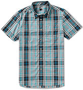 The North Face Short-Sleeve Plaid Passport Sportshirt