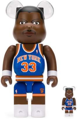 "Medicom Toy ""Patrick Ewing"" Be@rbrick figure set"