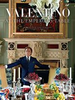 Assouline Valentino: At the Emperor's Table book