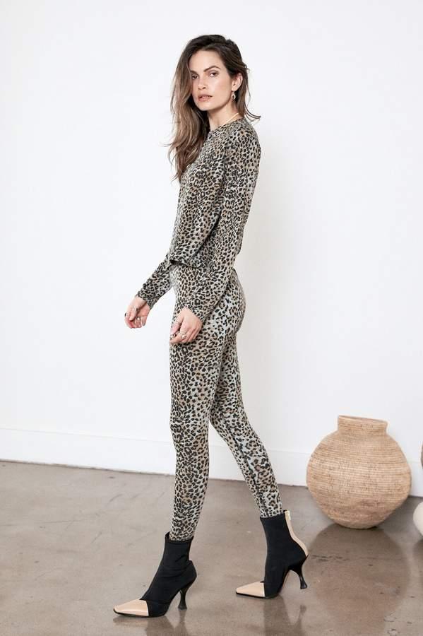 e5c10eae1dcd Ragdoll Leopard Leggings - ShopStyle