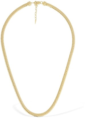 Missoma Camail Snake Chain Necklace