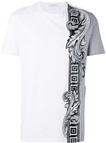 Versace printed T-shirt - men - Cotton - L