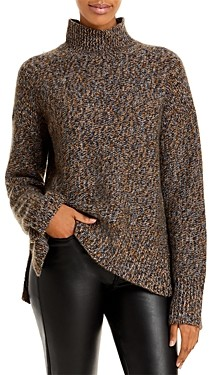 Theory Long Sleeve Cashmere Sweater