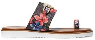 MICHAEL Michael Kors Tracee Floral-Print Sandals