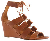 J.Crew Caryn gladiator wedges