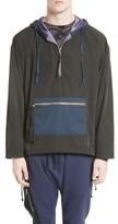 Drifter Men's Brooks Side Lace Hooded Jacket