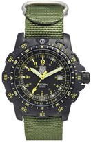 Luminox Men's 'Land - Recon Point Man' Nylon Strap Watch, 45Mm