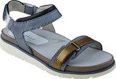 Earthies Women's Argo Quarter Strap Sandal