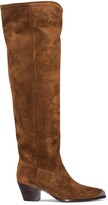 Thumbnail for your product : Polo Ralph Lauren knee-high Western boots