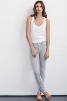 Toni Skinny Jean In Pinstripe