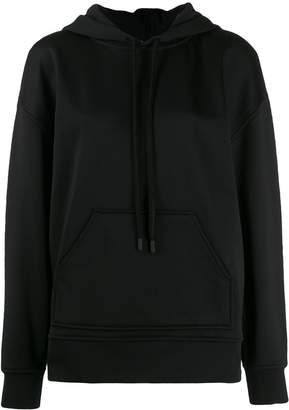 Courreges Classic Long Sleeve Hoodie