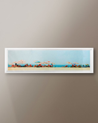 """Arabella Grand Image Home """"Ready For The Beach"""" Giclee by Studios"""