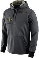 Nike Men's New Orleans Saints Salute to Service Hoodie
