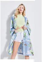 Guess Leilani Floral Kimono